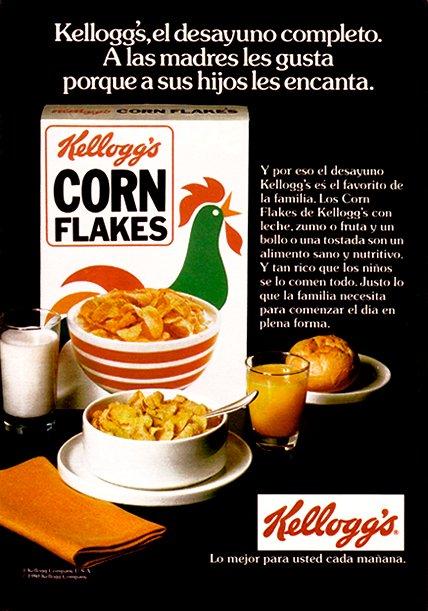 imagen de anuncio corn flakes